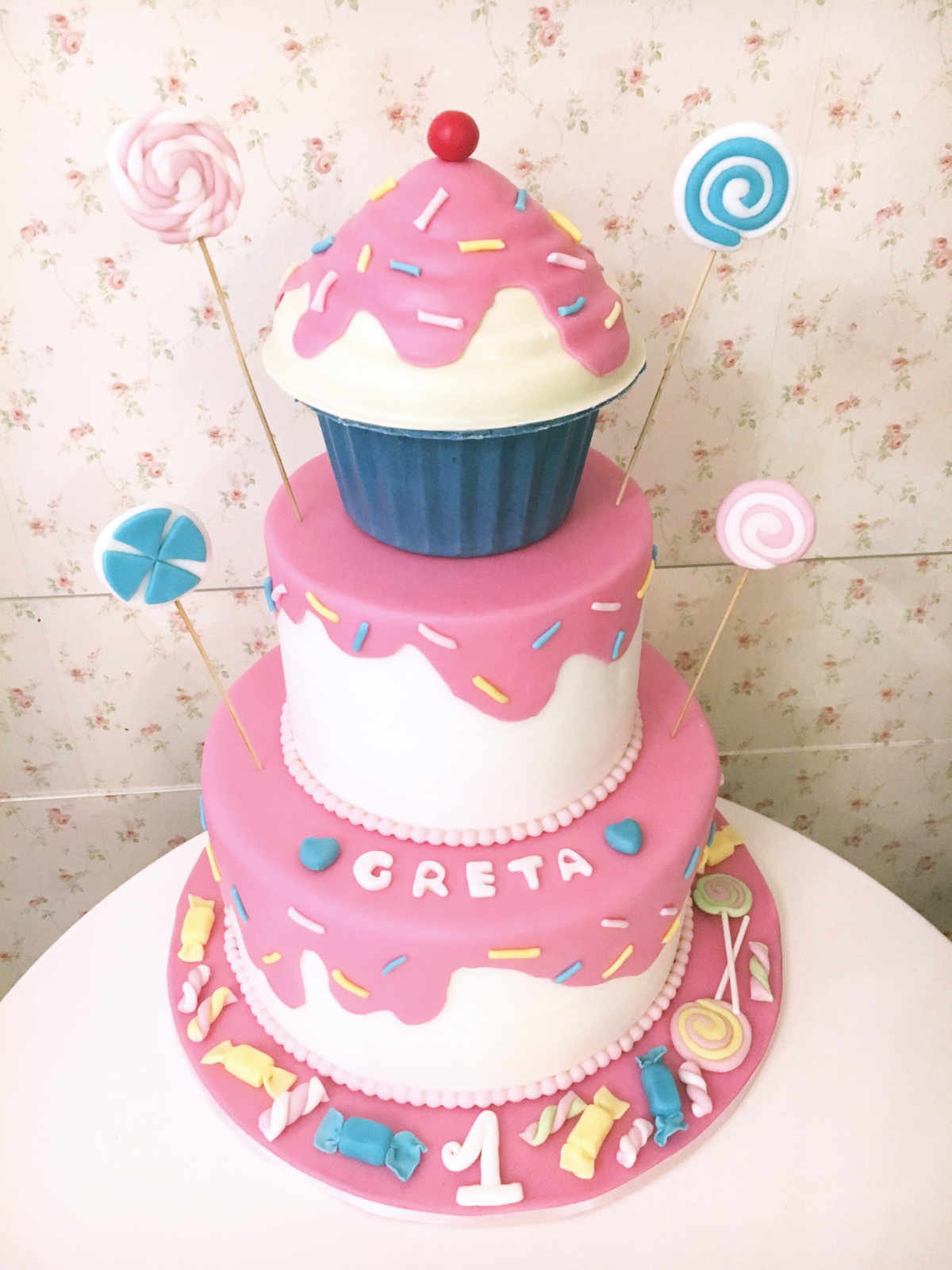 Sweet Lab Torino - torta per compleanno